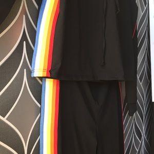 Pants - 🌈 Rainbow 🌈 tracksuit!